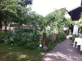 Selbstversorger-Garten Emmering