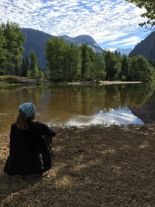 Blick auf Yosemite