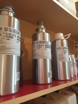 Zutaten: Ätherische Öle