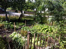 Garten zwei in Bayern