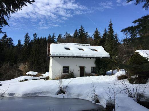 Selbstversorger-Paradies im Winter